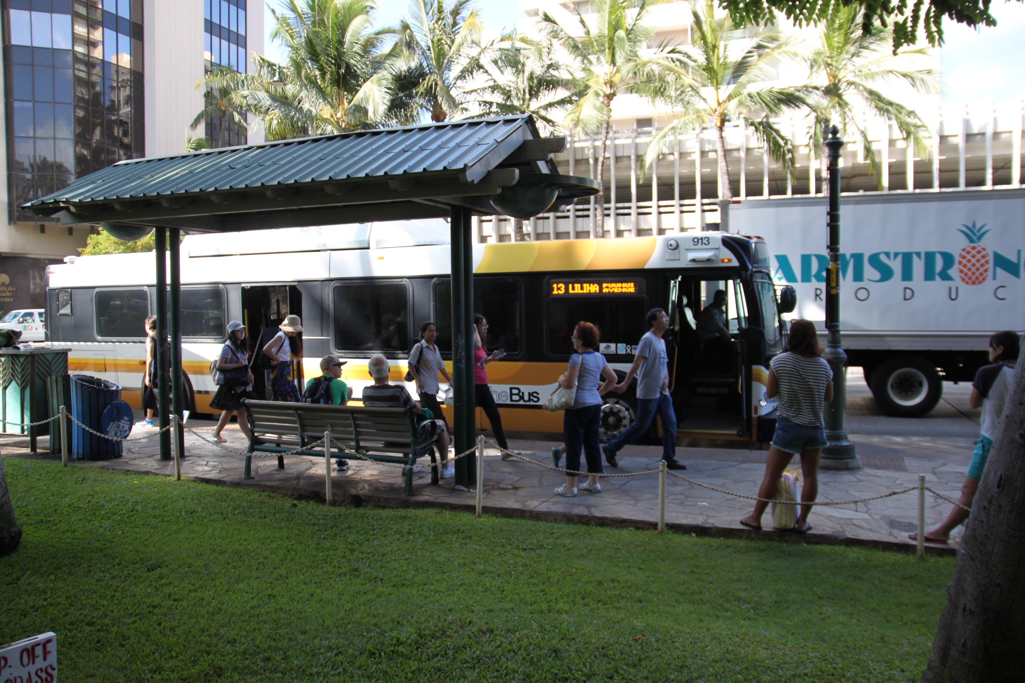 The Bus,ザ バス,ハワイ
