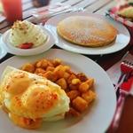 ボガーツカフェ,ハワイ,エッグベネディクト