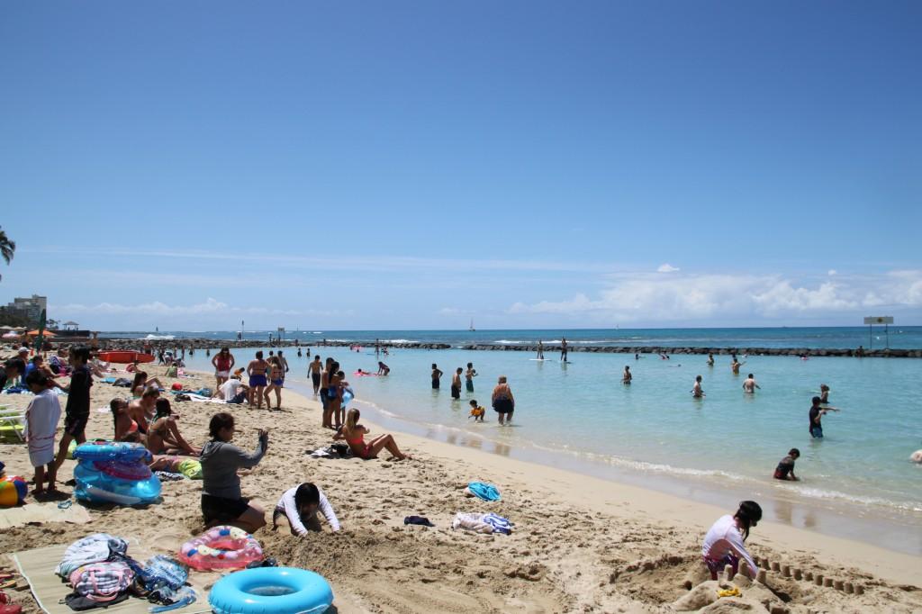 ハワイ,旅行記
