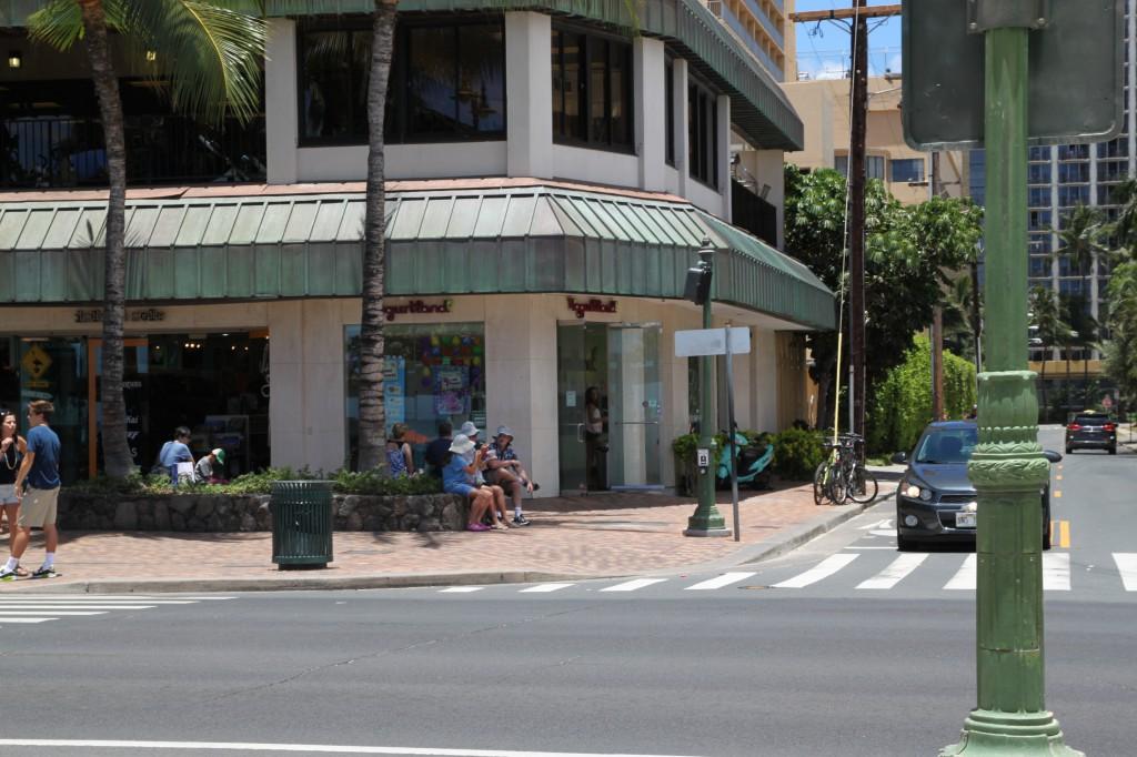 ヨーグルトランド,ハワイ