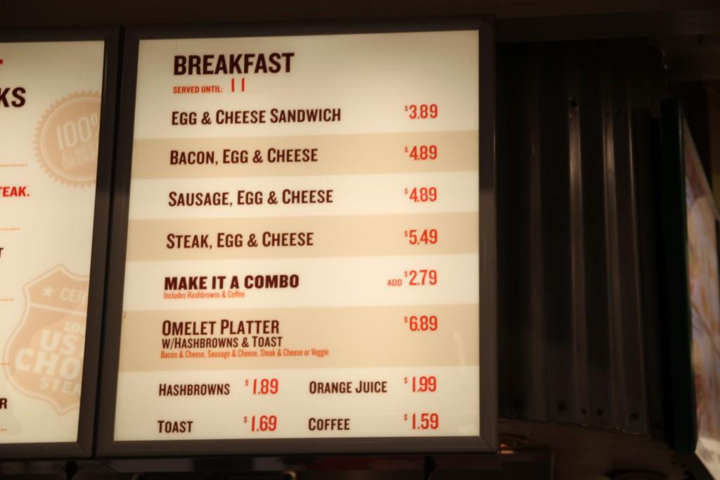アラモアナ,朝食,ブレックファースト