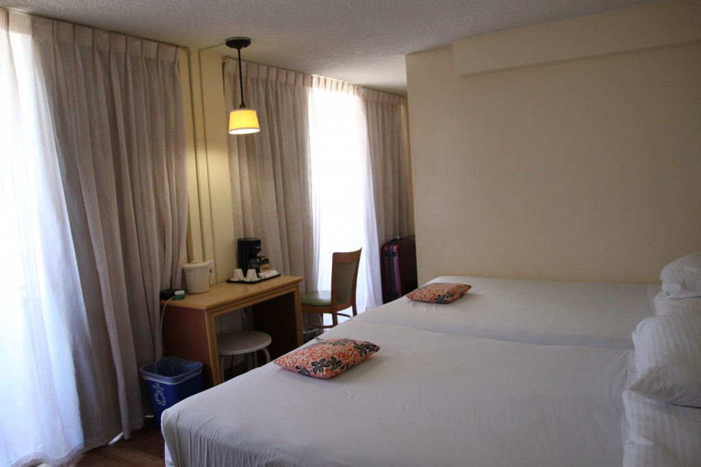 ワイキキサンドビラ,室内,部屋