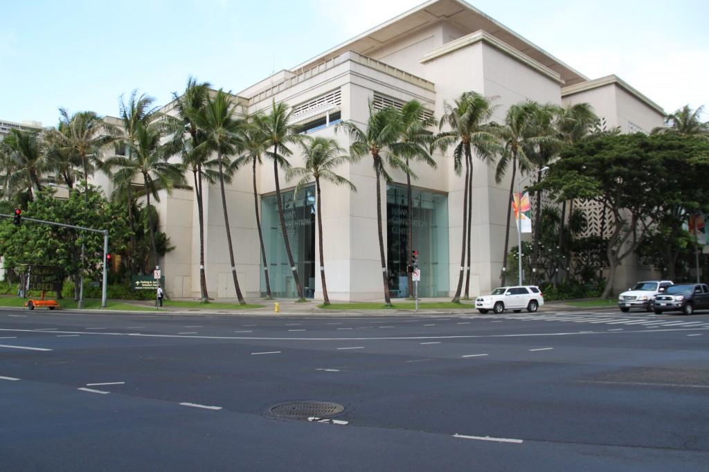 ハワイ,コンベンションセンター