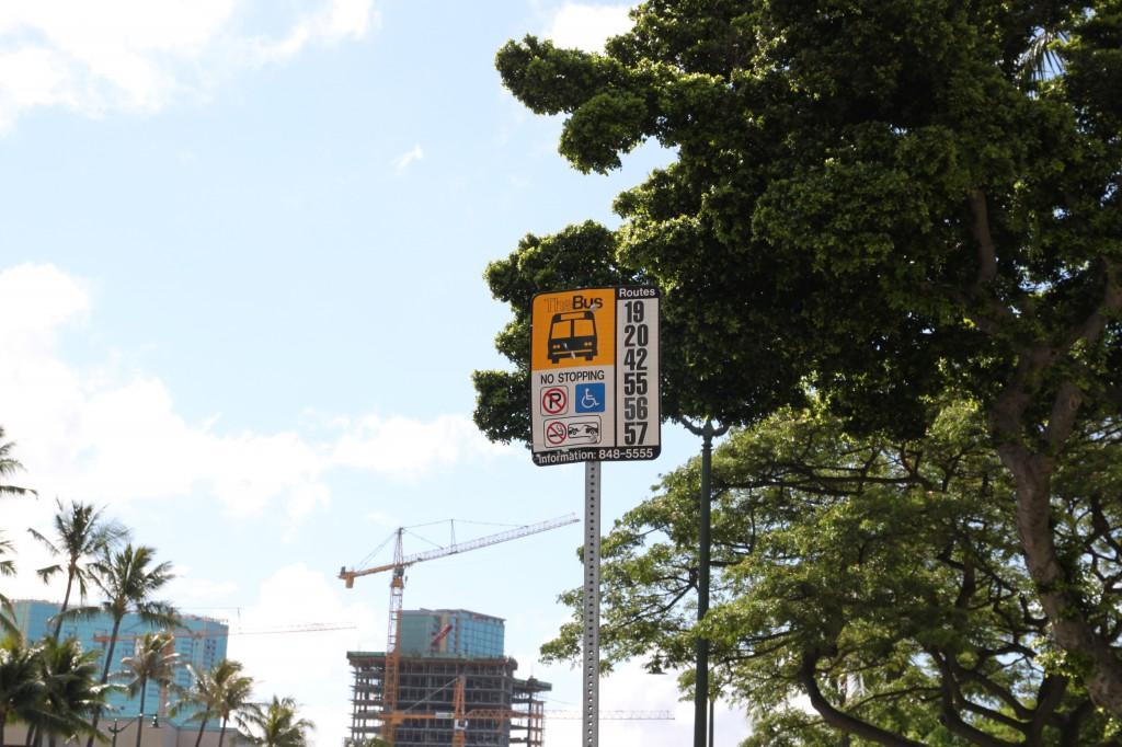 ハワイ,ザバス,bus