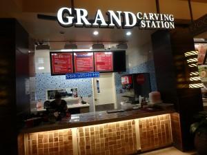 GRAND,肉,ステーキ
