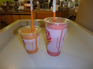 Jamba Juice,ハワイ,ストロベリー