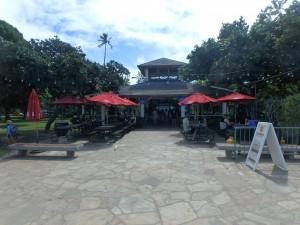 ベアフット・ビーチカフェ,ハワイ