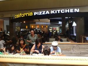 カリフォルニアピザ,ハワイ