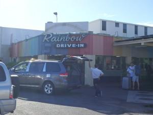 レインボードライブイン,ワイキキ,ハワイ