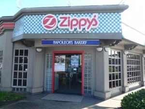 Zippy,パン,ワイキキ