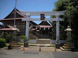 ハワイ、神社