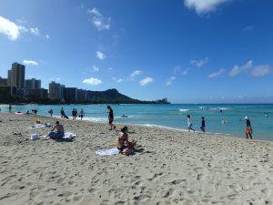 ハワイ,1月,気候