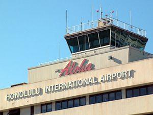 ホノルル空港,イノウエ空港,ハワイ