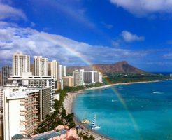 ハワイ,移住,女,一人